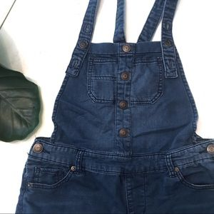 Cat & Jack Denim Overalls